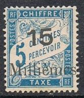 PORT-SAÏD TAXE N°2 N* - Port-Saïd (1899-1931)