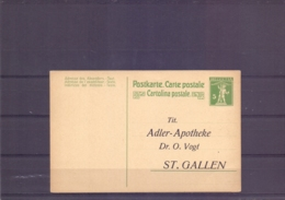Helvetia -  Carte Postale  - Adler Apotheke    (RM14882) - Pharmacy