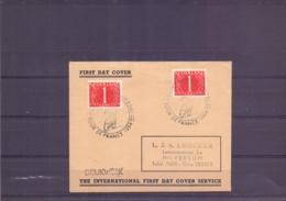 Nederland -  FDC - Tour De France 1954 - Amsterdam  8/7/54    (RM14912) - Radsport