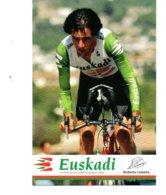 Cyclisme Cartes Postale  Roberto Laiseka Euskadi - Radsport