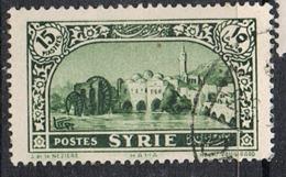SYRIE N°213 - Oblitérés