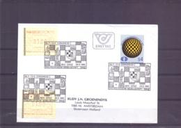 Rep. Österreich - 56. FIDE Congress - Graz 28/81985  (RM15122) - Schaken