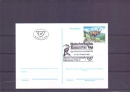 Rep. Österreich - Ersttag -  Höchste Postautohaltstelle Österreichs -   Feichten 18/9/1987   (RM15140) - Zipcode