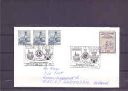Rep. Österreich -  Lionsclub Salzach -  Stille Nacht Feier - Obendorf 19/12/1985  (RM15144) - Rotary, Lions Club