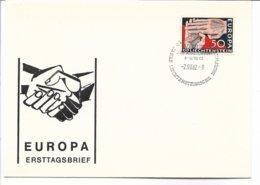 Europa - Cept. 1962 .Liectenstein. H-311 - 1962