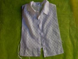 Plastron Ancien Retro Vintage - Vintage Clothes & Linen