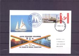 België - A958 Zenobe Gramme -50 Years Naval Tradition - Oostende 26/5/11   (RM15202) - Boten