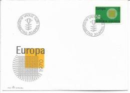 Europa - Cept. 1970  Liectenstein. H-1341 - Europa-CEPT