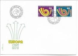 Europa - Cept. 1973  Liectenstein. H-1407 - 1973