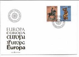 Europa - Cept. 1974   Liectenstein. H-1390 - Europa-CEPT