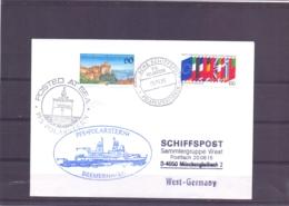 Deutsche Bundespost - PFS Polarstern -  Bremerhaven - 5/9/89   (RM15373) - Navires & Brise-glace