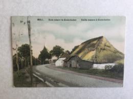 MOL 1909  MOLL OUDE SCHUUR TE GINDERBUITEN   VIEILLE MASURE A GINDERBUITEN - Mol