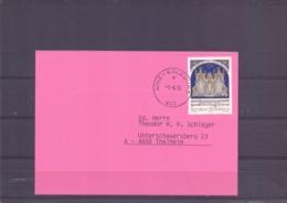 Rep. Österreich - O.T. Stempel Linz - Salzburg 400 - 1/6/96     (RM15456) - Trains
