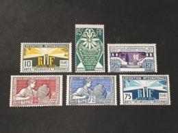 N° 210 à 215  Neuf ** Gomme D'Origine, Bon Centrage  TTB - Unused Stamps