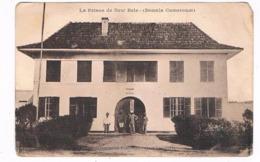AFR-1255   DOUALA : La Prison De New Bele - Prigione E Prigionieri