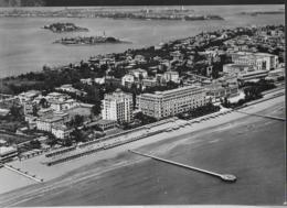 VENEZIA - LIDO - VEDUTA AEREA - EDIZ. ALTEROCCA PER L.A.I. (LINEE AEREE ITALIANE) - NUOVA ANNI '50 - Venezia