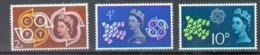United Kingdom 1961; Europa Cept, Michel 346-348.** (MNH) - Europa-CEPT