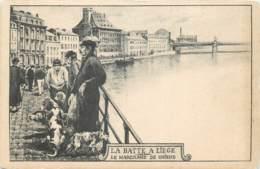 Belgique - La Batte à Liège - Le Marchand De Chiens - Lüttich