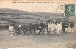 50-BIVILLE-LE CAMP INFANTERIE COLONIALE-N°C-420-B/0163 - Otros Municipios