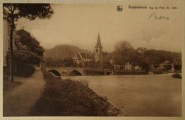 Anseremme // Vue Du Pont St. Jean 19?? - Dinant