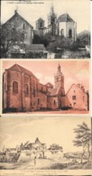 Saulieu En Morvan (Côte D'Or, 21) Basilique Saint Antoine - Lot N°  96 De 22 Cartes, Vues Diverses, Intérieur, Extérieur - 5 - 99 Karten
