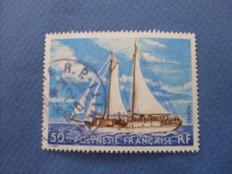 N° 116 Voilier - Polinesia Francesa