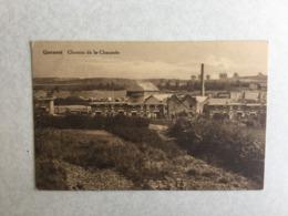 QUENAST  CHEMIN DE LA CHAUSSEE 1935 - Rebecq