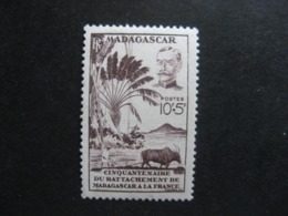 A). MADAGASCAR:  N° 319, Neuf XX. - Madagaskar (1889-1960)