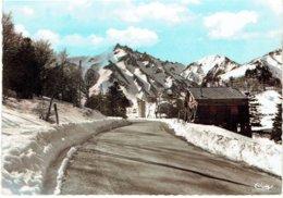 CSPM FRANCE 63 PUY-DE-DOME DIVERS - Le Puy De Sancy - Le Sancy Et La Route Du Sancy Sous La Neige - 1967 - Sin Clasificación