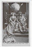 Miss Lily Brayton &  Mr. Oscar Asche - Shenley Real Photo 135x - Theatre