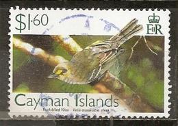 Cayman Islands Oiseau Bird Obl - Cayman Islands
