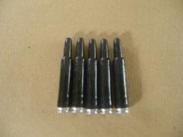 5 Cartouches à Blanc Noires Cal 5,56 Mm - Equipo