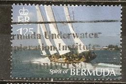 Bermuda 200- Bateau Ship Obl - Bermuda
