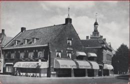 Breda Princenhage Haagse Merkt Cafe Restaurant Het Roode Hert (kreukje) - Breda