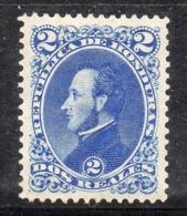 APR2898 - HONDURAS 1878 , Yvert N. 18 *  Linguelle Forti  (2380A) - Honduras