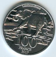 Katanga 100 Francs 2017 Elephant UNC - Katanga