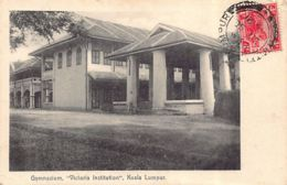 Malaysia - KUALA LUMPUR - Gymnasium Victoria Institution - Publ. Federal Rubber Stamp Co. 59. - Malaysia