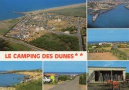85 Les Sables D Olonne / Le Camping Des Dunes / La Plage De La Paracou - Sables D'Olonne