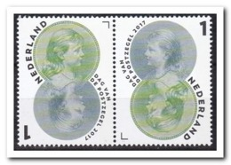 Nederland 2017, Postfris MNH, NVPH 3587, Day Of The Stamp ( Combination ) - 2013-... (Willem-Alexander)