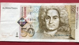 Allemagne Billet De Banque 50 DM 2 Janvier 1996 - 50 Deutsche Mark