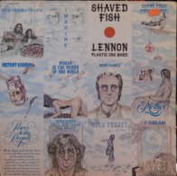 "John Lennon 33t. LP ""shaved Fish"" - Disco, Pop"