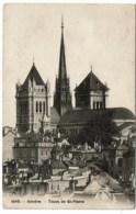 Geneve 1645  Tours De Saint Pierre - GE Geneva