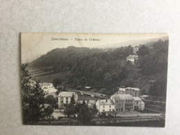 SALMCHATEAU THIERS DU CHATEAU   1908 - Vielsalm