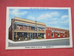 Naden Store    Camden  New Jersey >     Ref 3643 - Camden