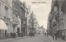 OOSTENDE - Rue De Vienne - Ed. Bots-Reyns. - Oostende