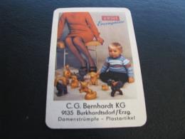 Germany GDR Pocket Calendar Ursus Erzeugnisse 1970 Rare - Calendars