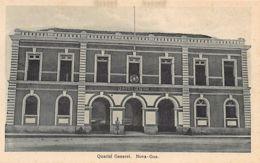 India - NOVA GOA - Quartel General - Publ. N.W. Siqueira. - Inde