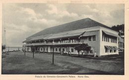 India - NOVA GOA - Governor's Palace - Publ. N.W. Siqueira. - Inde