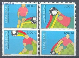 Gwinea Bissau 1994 Mi 1207-1210 MNH ( ZS5 GUB1207-1210 ) - Guinea-Bissau