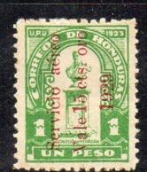 APR2906 - HONDURAS 1929 , Posta Aerea Yvert N. 14  *  Linguella (2380A) - Honduras
